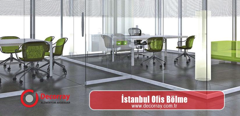 istanbul ofis bölme